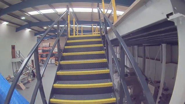 Industrial & Warehouse Mezzanines Video
